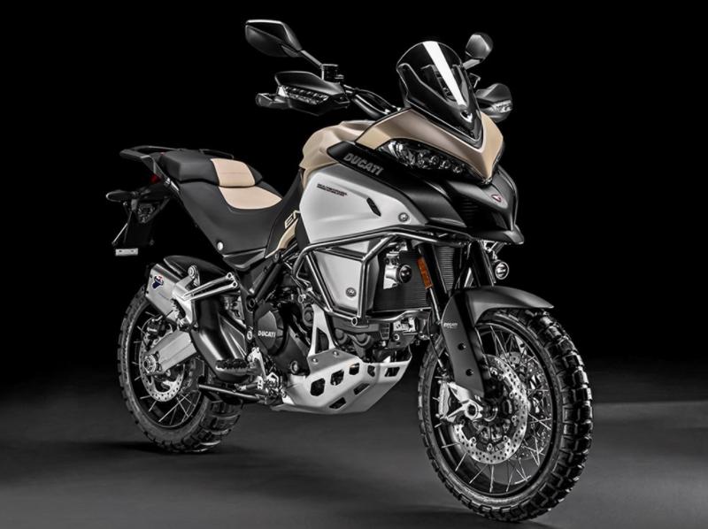 2018 Ducati Modelleri Dünya Tanıtımı!  1. İçerik Fotoğrafı