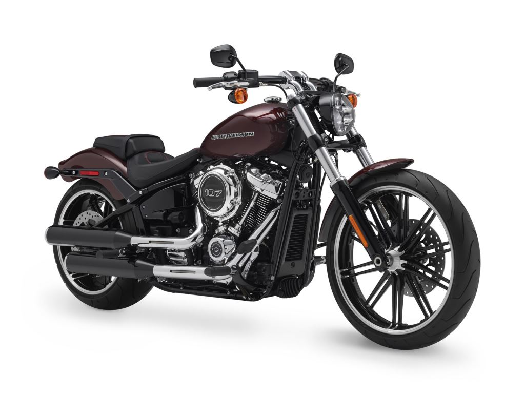 2018 Harley-Davidson Softail, Touring ve 115. Yıl Modelleri! 15. İçerik Fotoğrafı