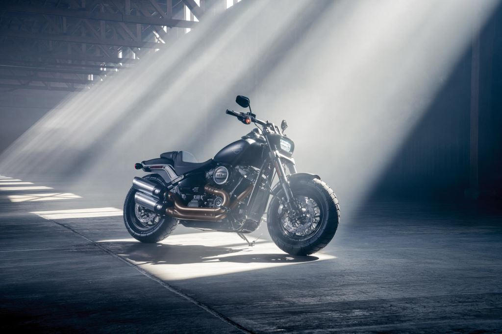 2018 Harley-Davidson Softail, Touring ve 115. Yıl Modelleri! 16. İçerik Fotoğrafı