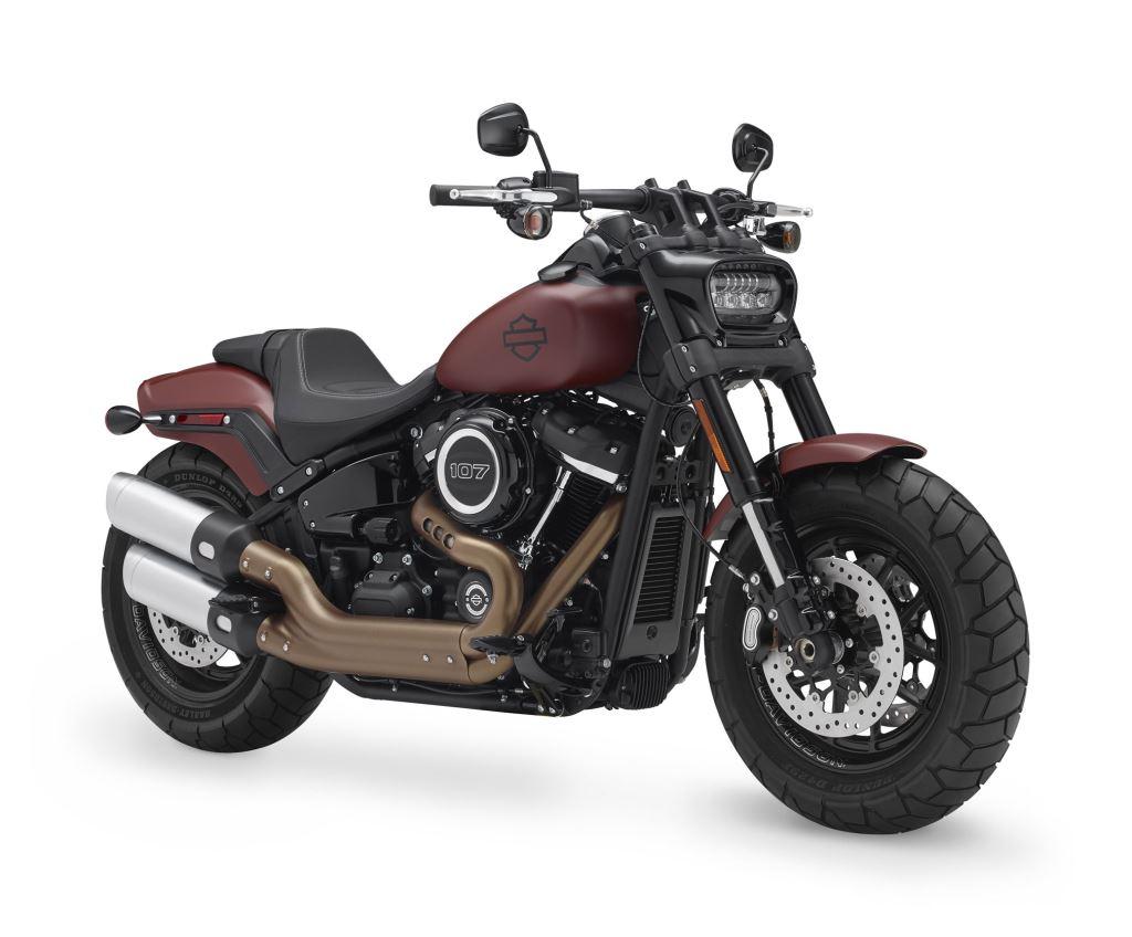 2018 Harley-Davidson Softail, Touring ve 115. Yıl Modelleri! 17. İçerik Fotoğrafı