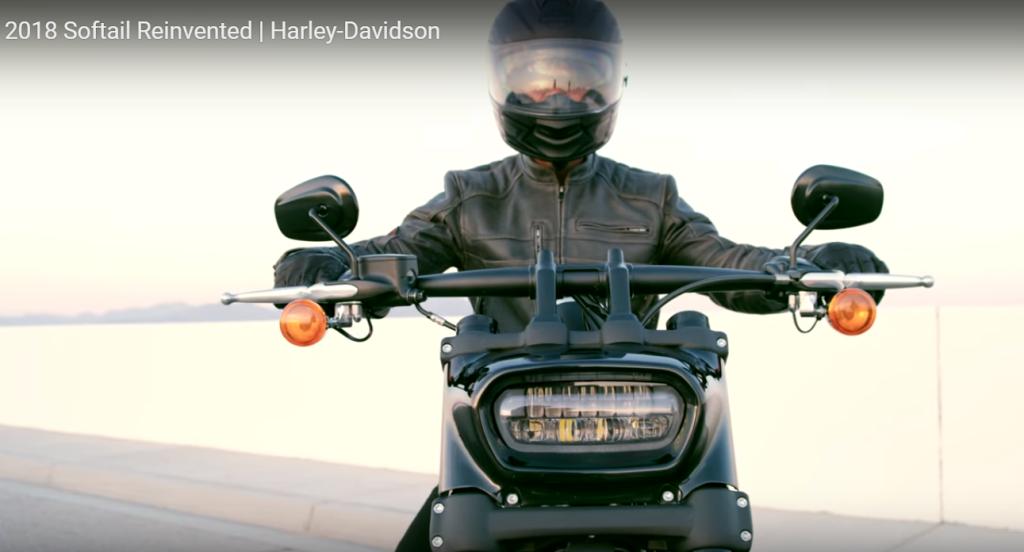2018 Harley-Davidson Softail, Touring ve 115. Yıl Modelleri! 2. İçerik Fotoğrafı