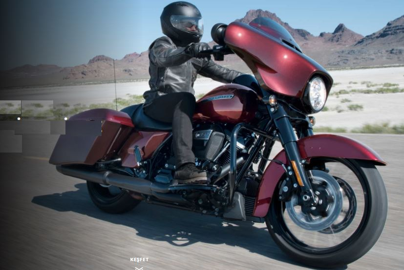 2018 Harley-Davidson Softail, Touring ve 115. Yıl Modelleri! 20. İçerik Fotoğrafı