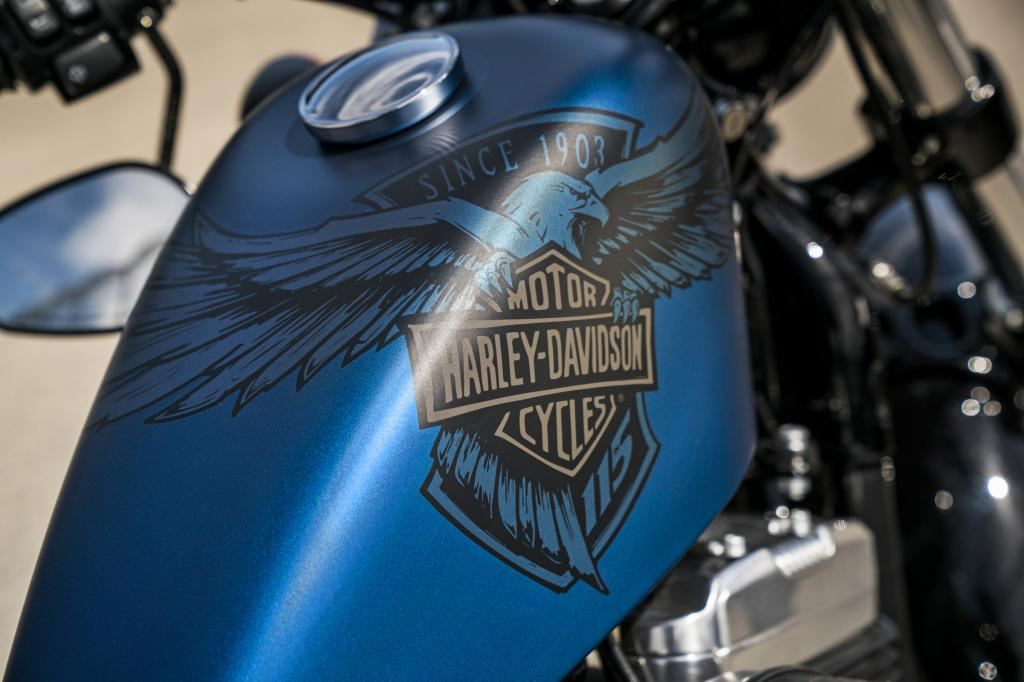 2018 Harley-Davidson Softail, Touring ve 115. Yıl Modelleri! 29. İçerik Fotoğrafı