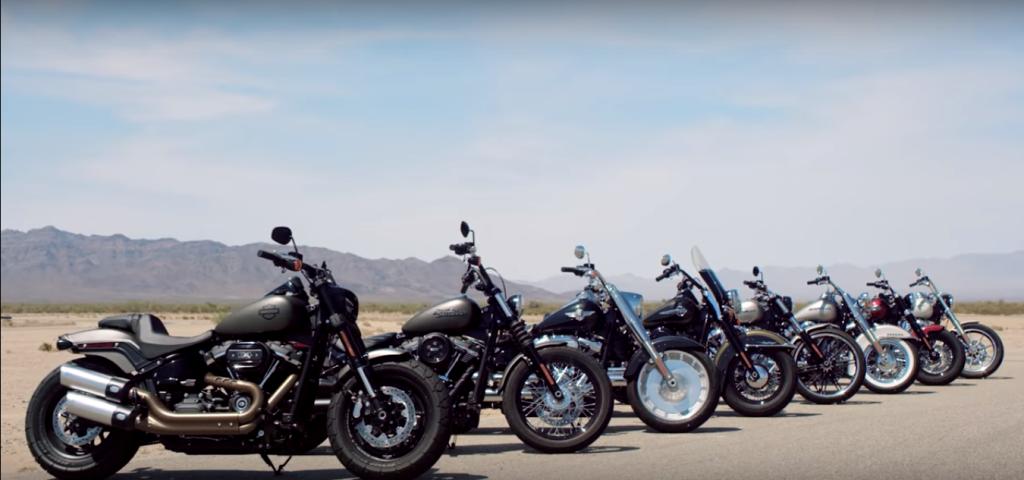 2018 Harley-Davidson Softail, Touring ve 115. Yıl Modelleri! 3. İçerik Fotoğrafı