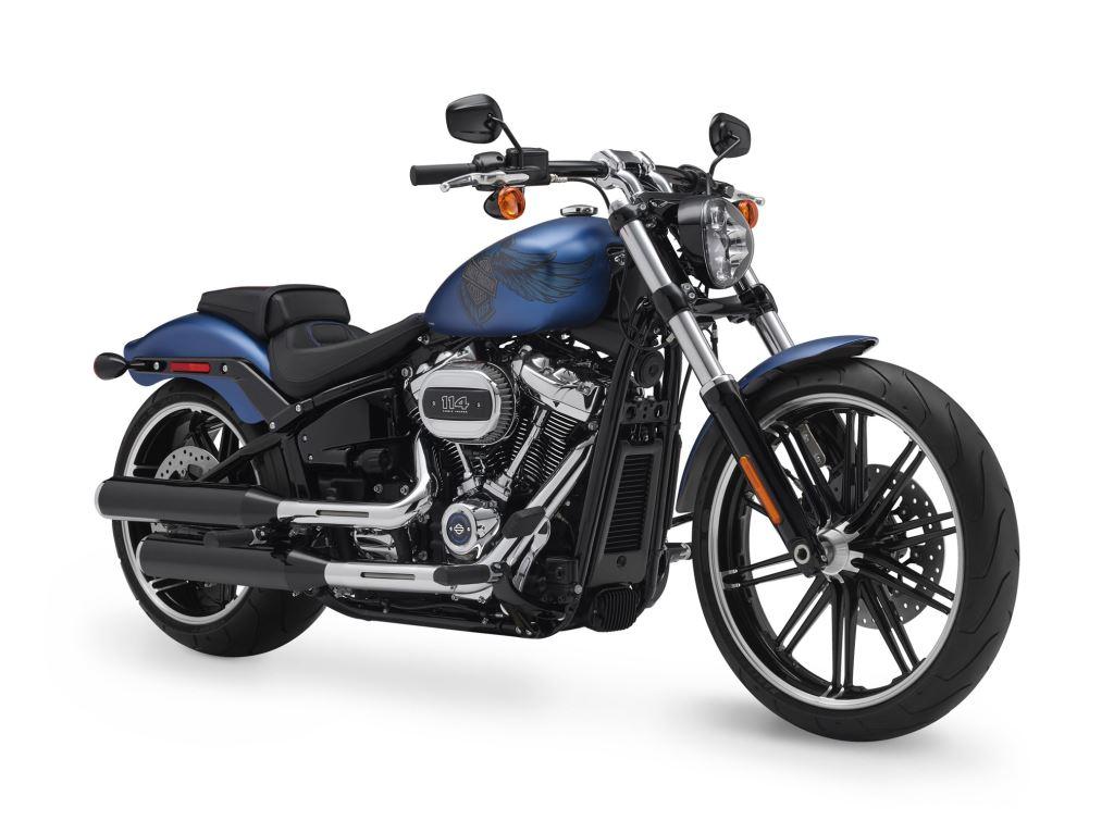 2018 Harley-Davidson Softail, Touring ve 115. Yıl Modelleri! 35. İçerik Fotoğrafı