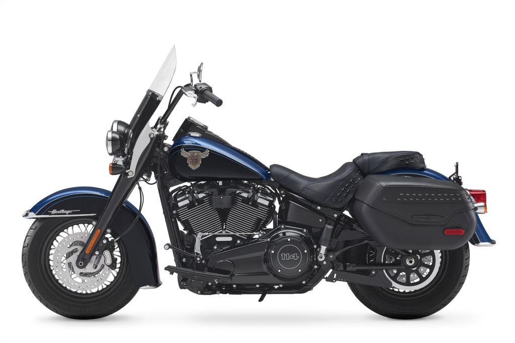 2018 Harley-Davidson Softail, Touring ve 115. Yıl Modelleri! 39. İçerik Fotoğrafı