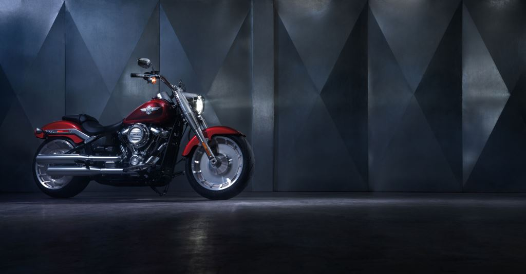 2018 Harley-Davidson Softail, Touring ve 115. Yıl Modelleri! 4. İçerik Fotoğrafı