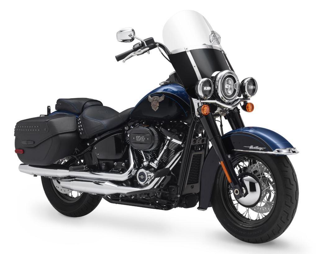 2018 Harley-Davidson Softail, Touring ve 115. Yıl Modelleri! 40. İçerik Fotoğrafı