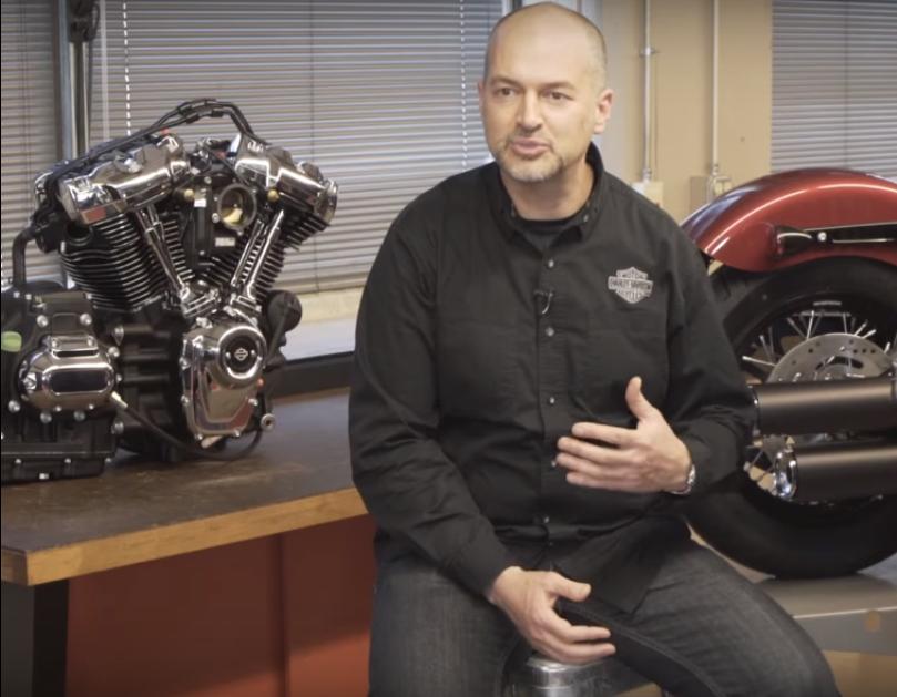2018 Harley-Davidson Softail, Touring ve 115. Yıl Modelleri! 42. İçerik Fotoğrafı