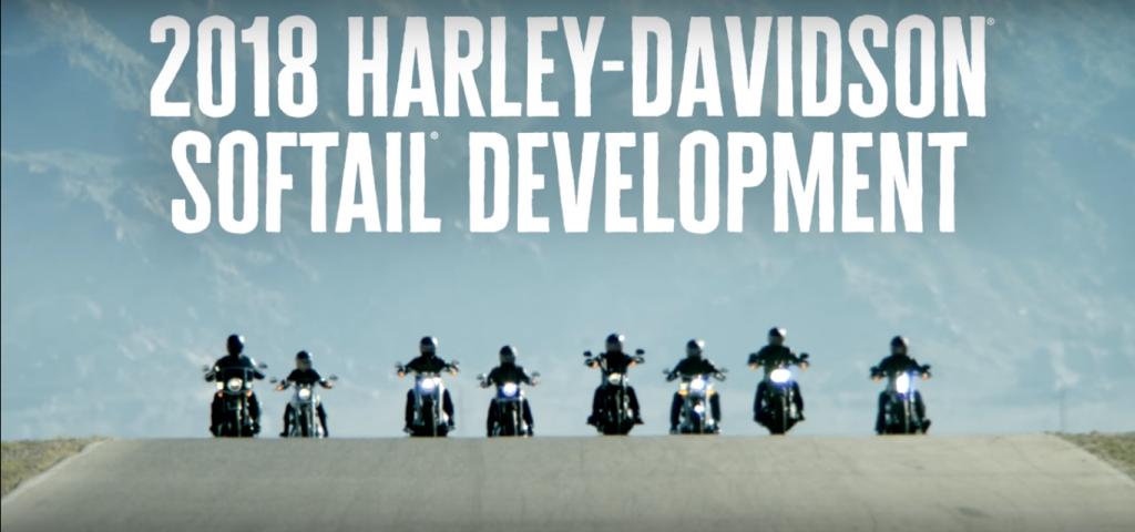 2018 Harley-Davidson Softail, Touring ve 115. Yıl Modelleri! 44. İçerik Fotoğrafı