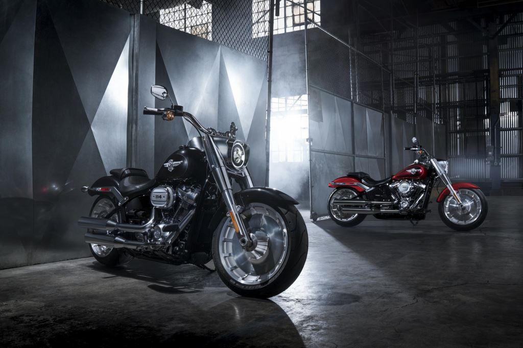 2018 Harley-Davidson Softail, Touring ve 115. Yıl Modelleri! 5. İçerik Fotoğrafı