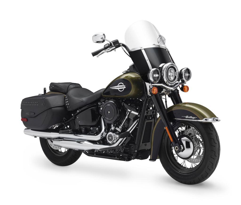 2018 Harley-Davidson Softail, Touring ve 115. Yıl Modelleri! 6. İçerik Fotoğrafı
