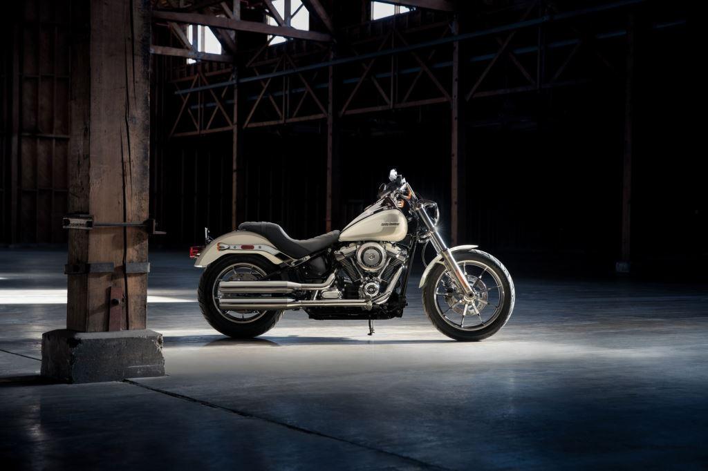 2018 Harley-Davidson Softail, Touring ve 115. Yıl Modelleri! 8. İçerik Fotoğrafı