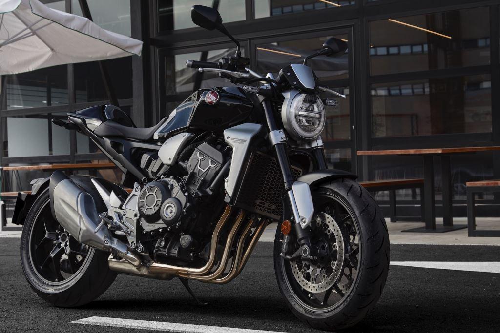 2018 Honda CB1000R – EICMA 2017! 1. İçerik Fotoğrafı