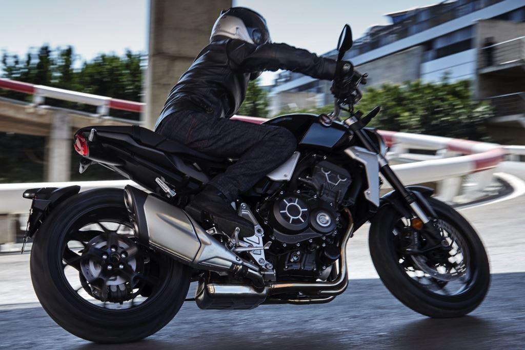 2018 Honda CB1000R – EICMA 2017! 9. İçerik Fotoğrafı