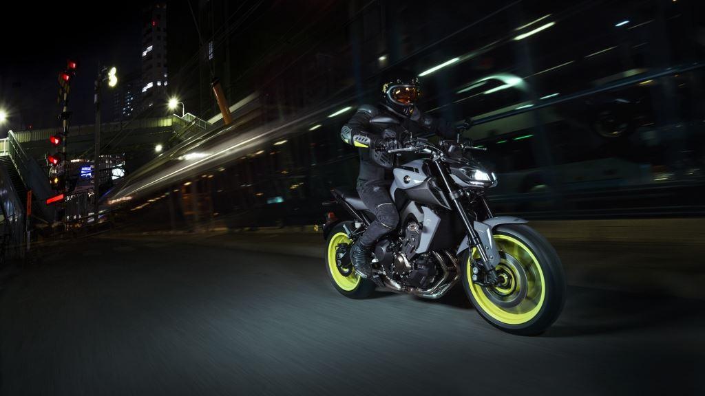 2018 İçin Yamaha MT-09 SP Çıkıyor mu? 1. İçerik Fotoğrafı