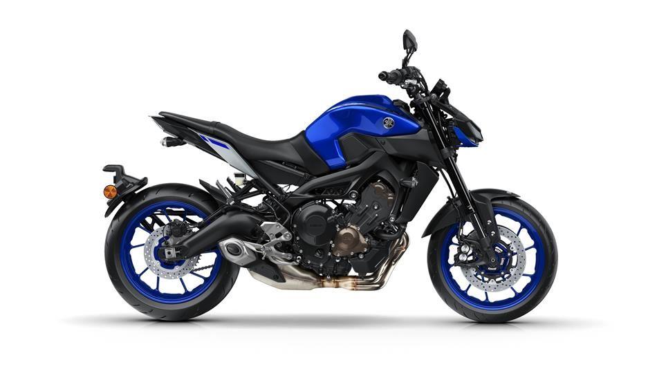 2018 İçin Yamaha MT-09 SP Çıkıyor mu? 6. İçerik Fotoğrafı