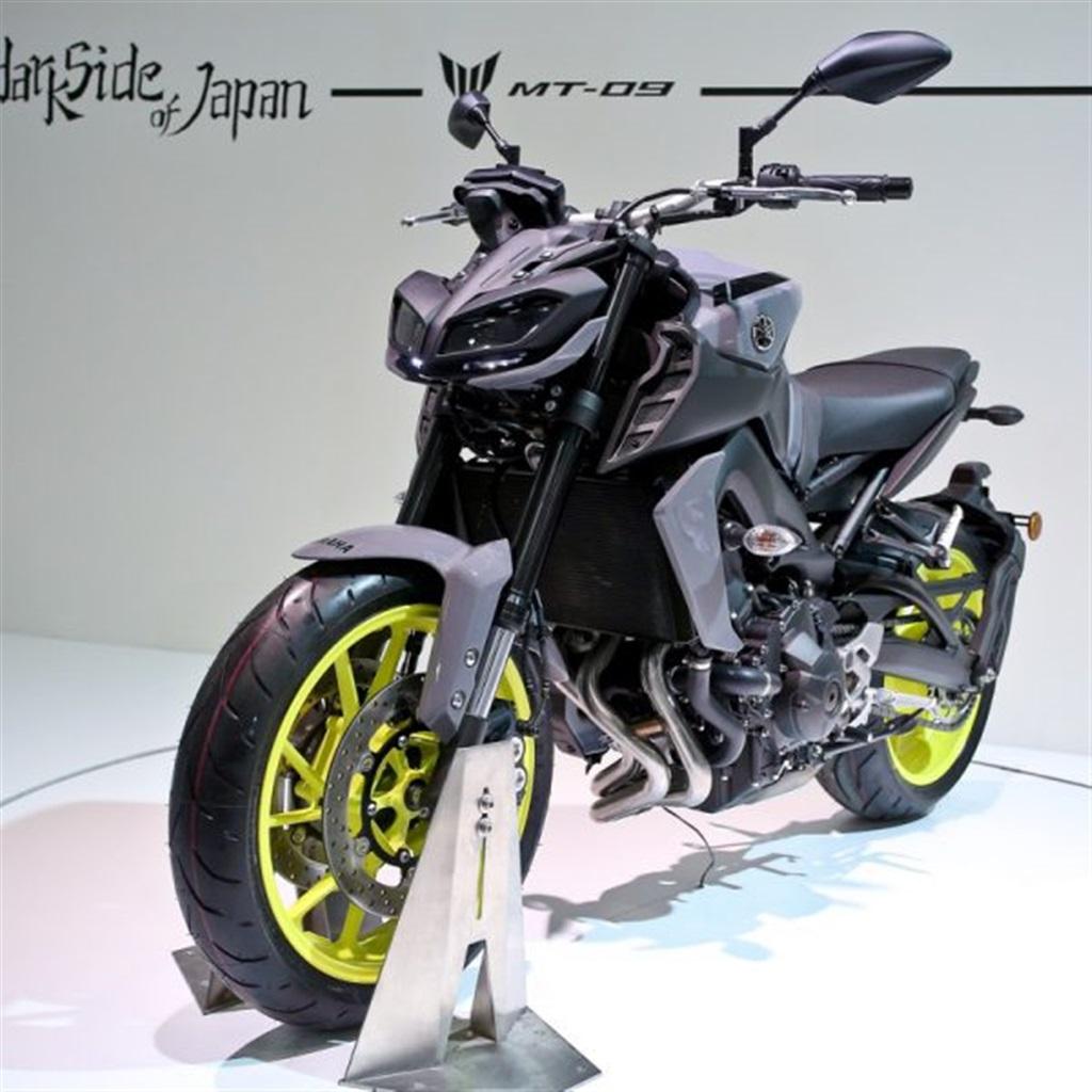 2018 İçin Yamaha MT-09 SP Çıkıyor mu? 7. İçerik Fotoğrafı