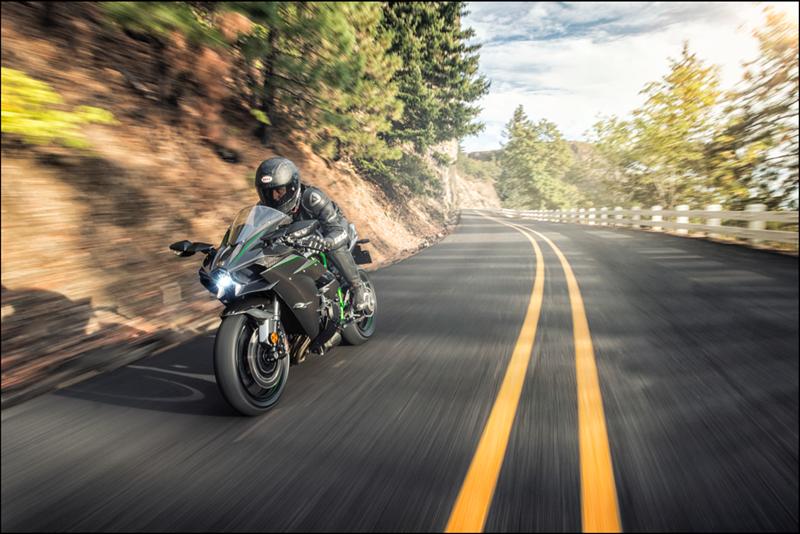 2018 Kawasaki H2 Modelleri Açıklandı! 1. İçerik Fotoğrafı