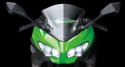 2018 Kawasaki Ninja 400 – EICMA 2017! 5. İçerik Fotoğrafı