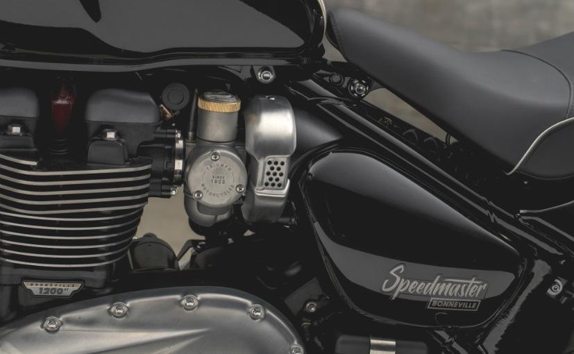 2018 Triumph Bonneville Speedmaster'a Yakın Bir Bakış!  14. İçerik Fotoğrafı