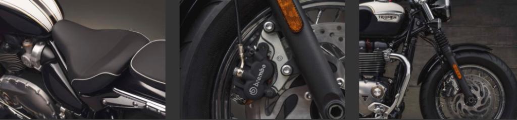 2018 Triumph Bonneville Speedmaster'a Yakın Bir Bakış!  4. İçerik Fotoğrafı