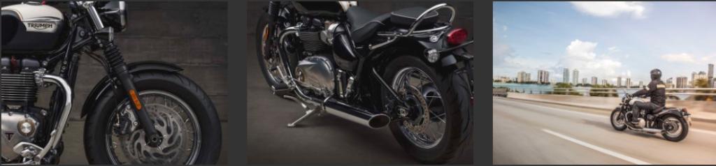 2018 Triumph Bonneville Speedmaster'a Yakın Bir Bakış!  8. İçerik Fotoğrafı
