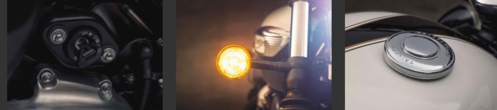2018 Triumph Bonneville Speedmaster'a Yakın Bir Bakış!  9. İçerik Fotoğrafı
