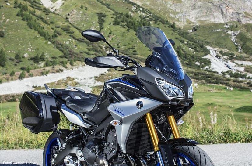 2018 Yamaha Tracer 900 ve 900 GT – EICMA 2017 19. İçerik Fotoğrafı