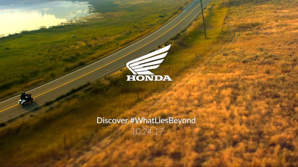 2018 Yeni Honda Gold Wing mi? 4. İçerik Fotoğrafı