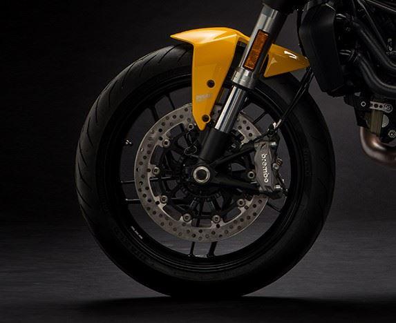 25. Yıl Dönümü Onuruna Yeni Ducati Monster 821!  10. İçerik Fotoğrafı