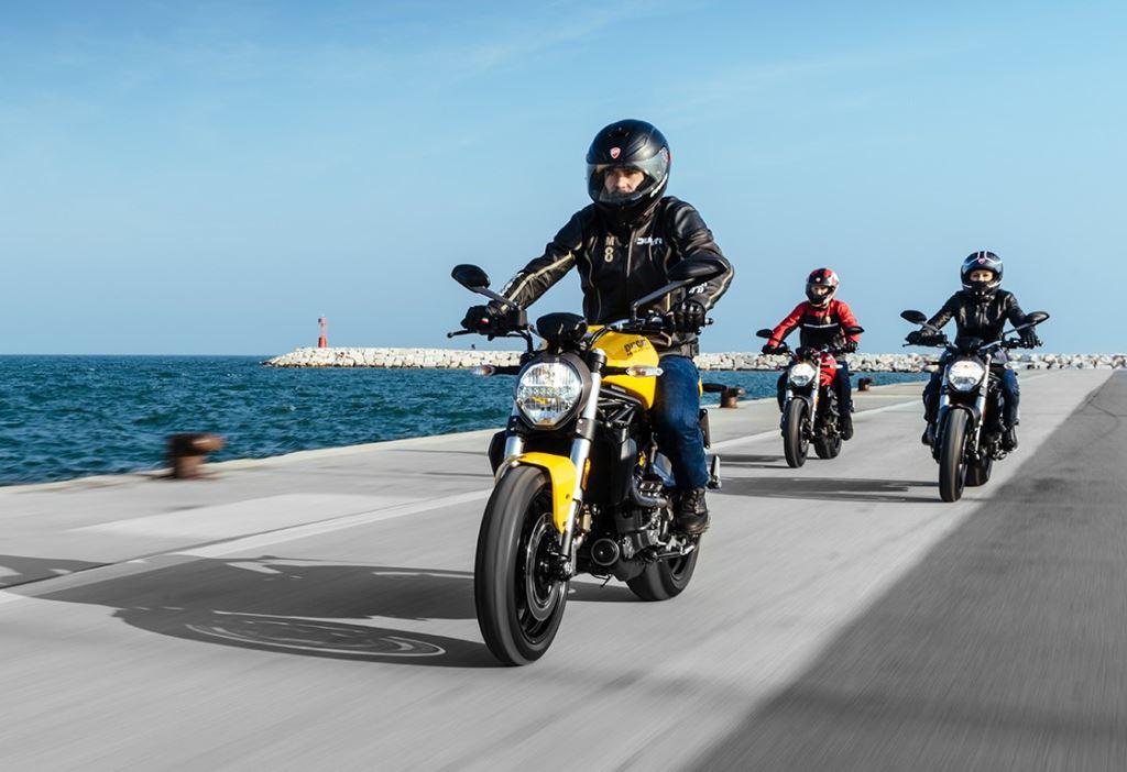 25. Yıl Dönümü Onuruna Yeni Ducati Monster 821!  2. İçerik Fotoğrafı