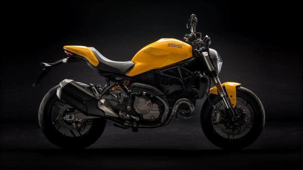 25. Yıl Dönümü Onuruna Yeni Ducati Monster 821!  3. İçerik Fotoğrafı
