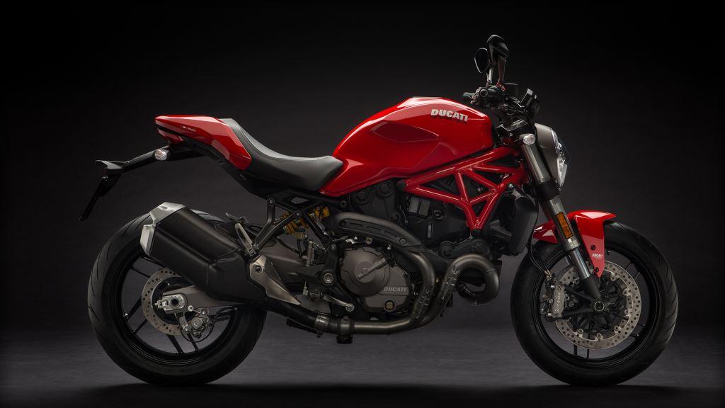 25. Yıl Dönümü Onuruna Yeni Ducati Monster 821!  4. İçerik Fotoğrafı