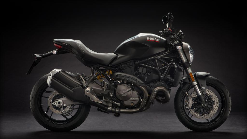 25. Yıl Dönümü Onuruna Yeni Ducati Monster 821!  5. İçerik Fotoğrafı
