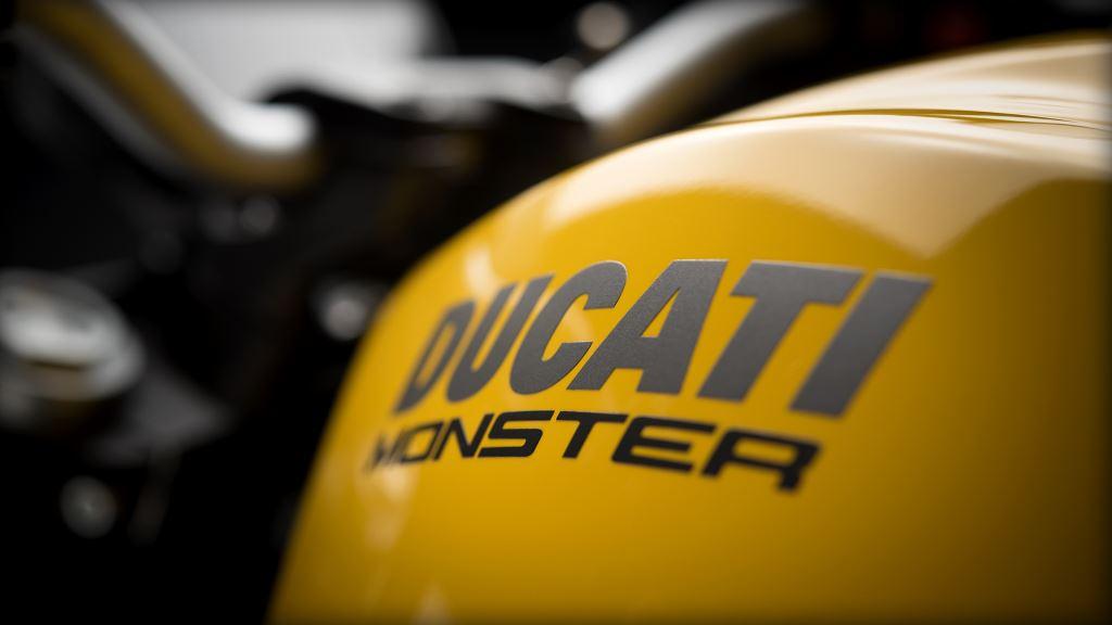 25. Yıl Dönümü Onuruna Yeni Ducati Monster 821!  7. İçerik Fotoğrafı