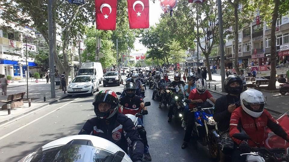 29 Ekim Cumhuriyet Bayram Korteji 2. İçerik Fotoğrafı