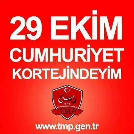 29 Ekim Cumhuriyet Bayram Korteji 3. İçerik Fotoğrafı