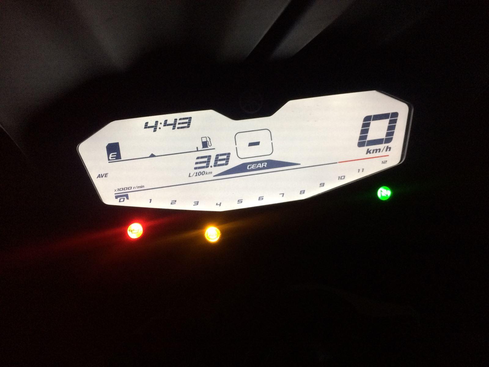 Karşılaştırma; Yamaha Tracer 700 Honda NC750X karşısında! 8. İçerik Fotoğrafı
