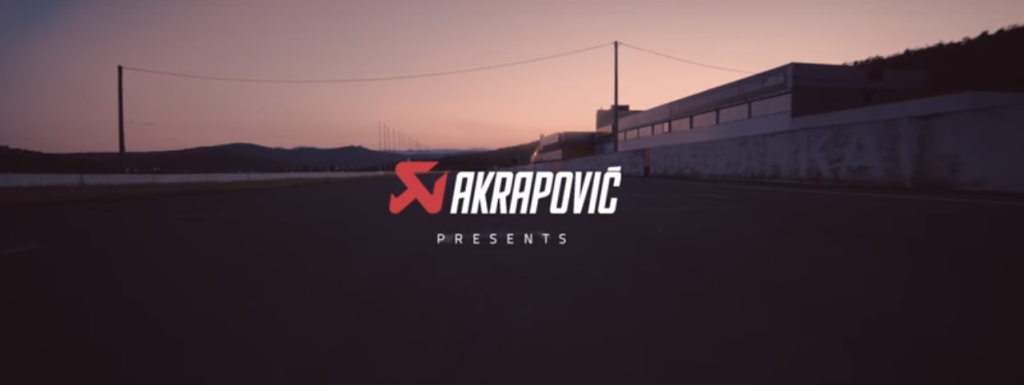 Akrapovic'ten Baş Döndüren Video!  1. İçerik Fotoğrafı