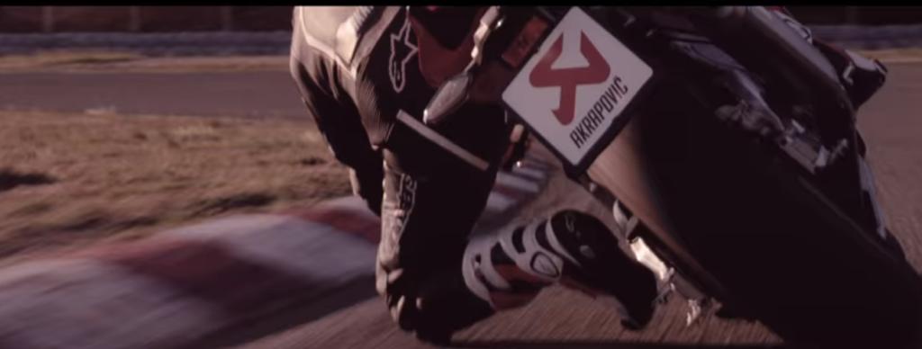 Akrapovic'ten Baş Döndüren Video!  2. İçerik Fotoğrafı
