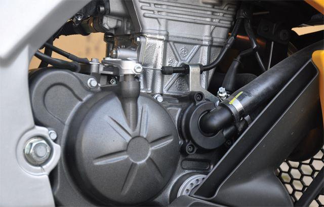 Aprilia RS4 125 10. İçerik Fotoğrafı