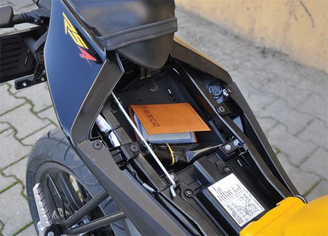 Aprilia RS4 125 4. İçerik Fotoğrafı