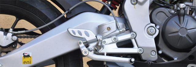 Aprilia RS4 125 5. İçerik Fotoğrafı