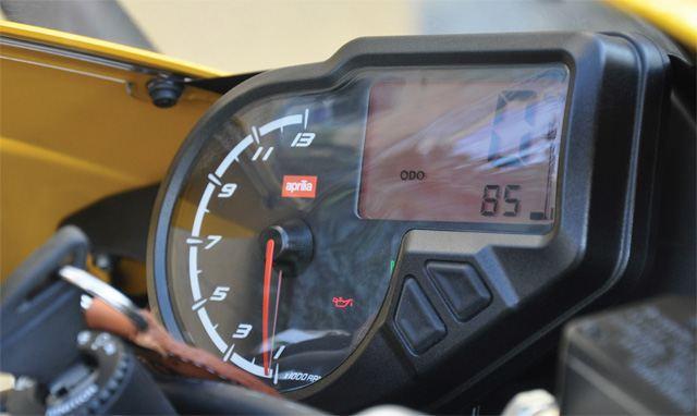 Aprilia RS4 125 6. İçerik Fotoğrafı