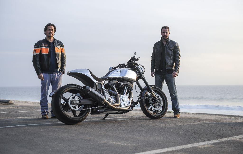 Arch Motorcycles ile Suter Industries Ortaklığı!  1. İçerik Fotoğrafı