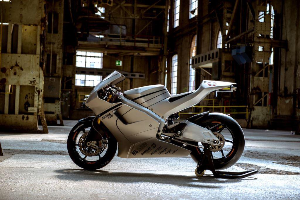 Arch Motorcycles ile Suter Industries Ortaklığı!  2. İçerik Fotoğrafı