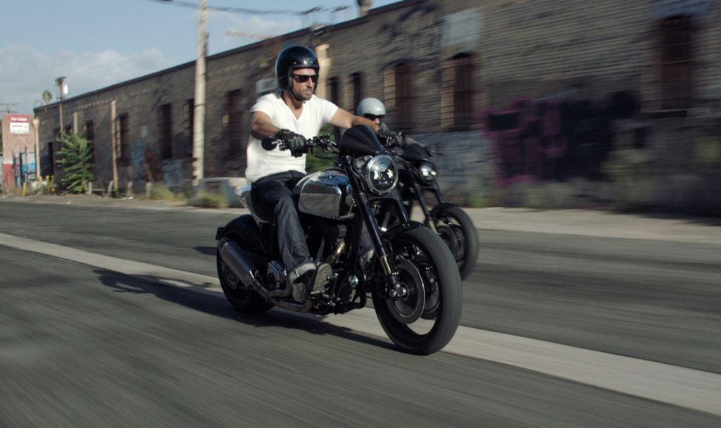 Arch Motorcycles ile Suter Industries Ortaklığı!  4. İçerik Fotoğrafı