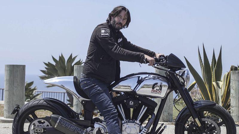 Arch Motorcycles ile Suter Industries Ortaklığı!  5. İçerik Fotoğrafı
