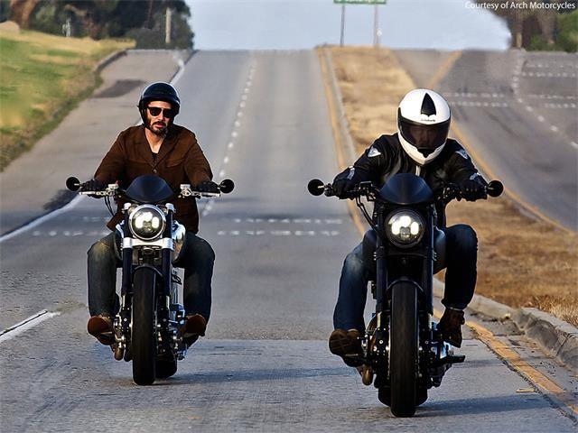 Arch Motorcycles KRGT-1 İlk Bakış 1. İçerik Fotoğrafı